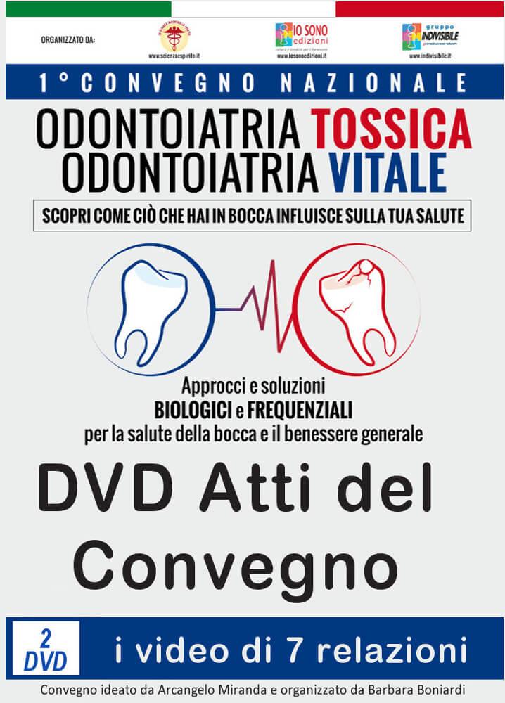 DVD odontoiatria biologica